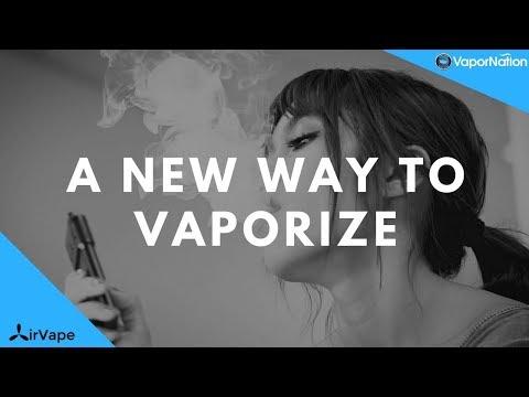 AirVape X: Dry Herb Portable Vaporizer | VaporNation Original