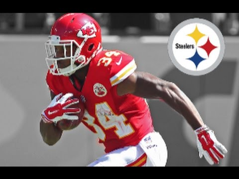 Knile Davis Official Highlights || Welcome to Pittsburgh