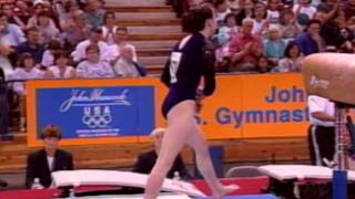Kristen Maloney - Vault 2 - 1999 U.S. Gymnastics Championships - Women - All Around