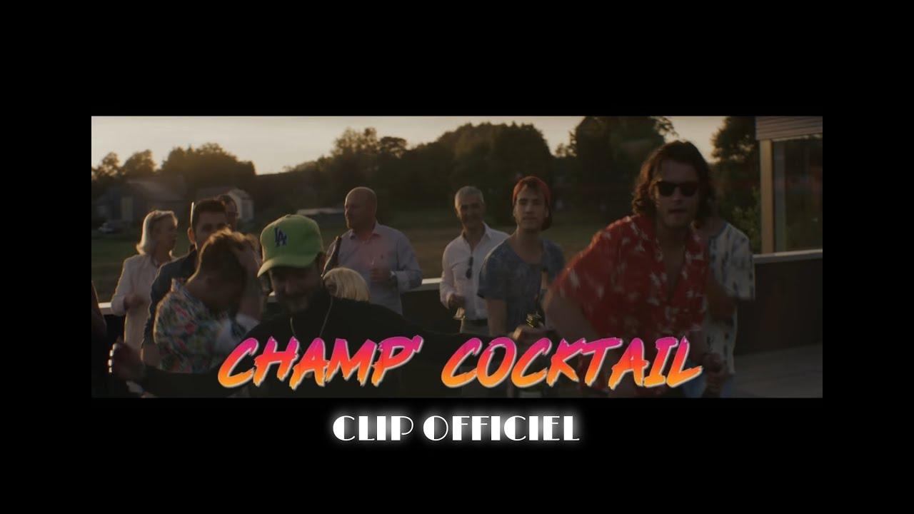 Jay Jacobs - Champ' Cocktail (Jet Set) ft. Seb Graux (Clip Officiel)