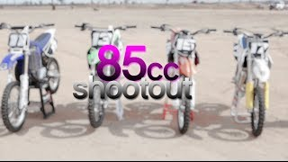 Motocross Action's 2014 85cc Shootout