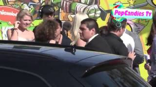 The Miz & Marye arrive at 26th Annual Kids Choice Awards in LA Thumbnail