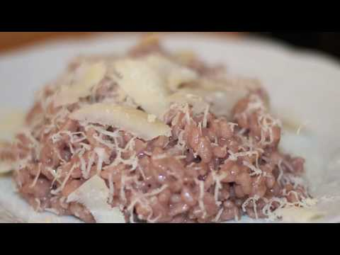 Red Wine Risotto Recipe - How to Cook Real Italian Food from my Italian Kitchen