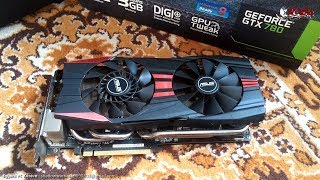 Gamer PC Projekt: Asus GTX 780 DCU II