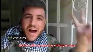 Syrian Army v. terrorists in al Qaboun, filmed on both sides