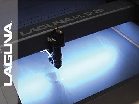 Laguna PL: 12 20 Laser Setup Video