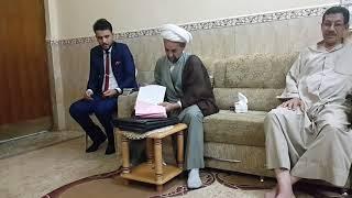 عقد قران اخوي الغالي ميثم عبد علي الف مبرؤؤؤك