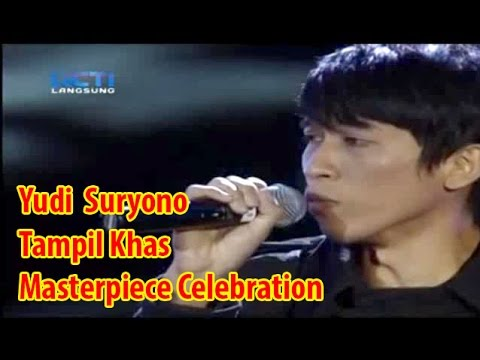 Yudi Suryono - Gloomy Sunday tampil khas di Masterpiece Celebration 2 Juni 2015