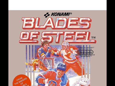Blades of Steel review - SNESdrunk