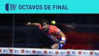 Resumen (Jornada de Tarde) Octavos de Final Estrella Damm Alicante Open