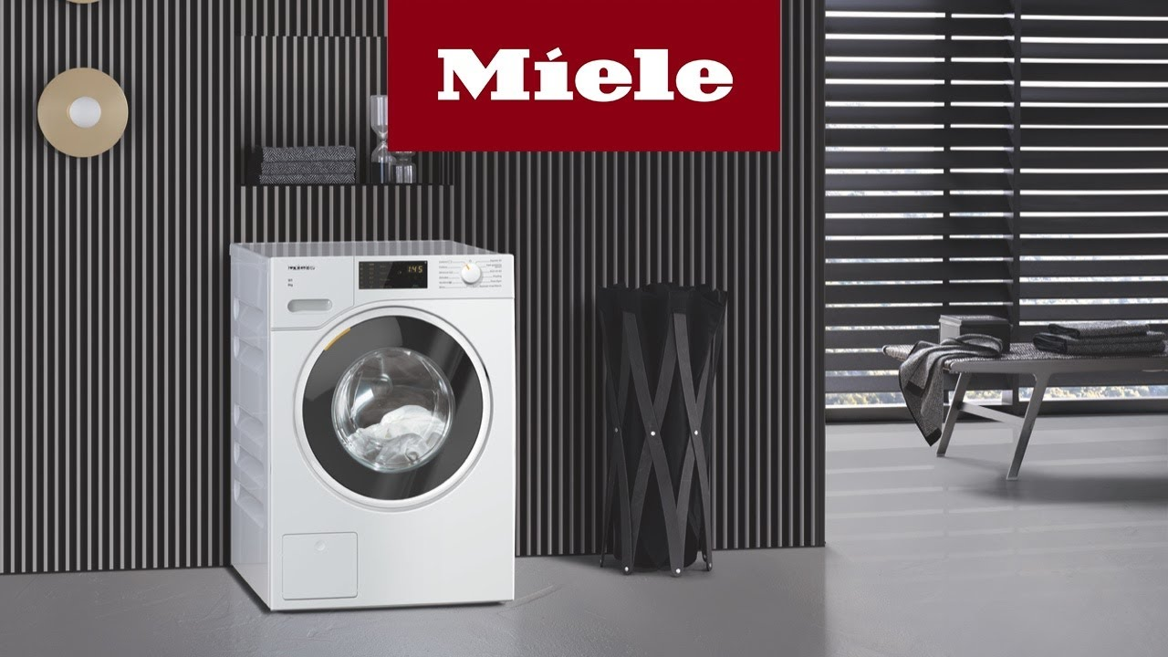 miele waschmaschinen spezialprogramme miele youtube