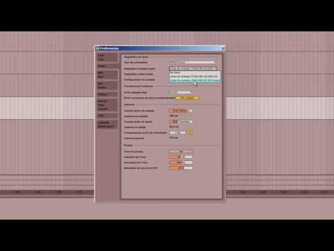 2- Ableton Live Desde 0  Pestaña Preferencias