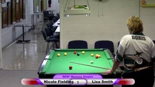 2016 Qld 8 Ball Womens State Singles FINALS