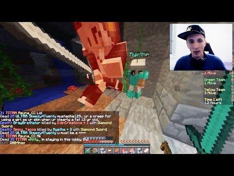 Minecraft mini igre #20 - THE BRIDGES sa raspričanim edom