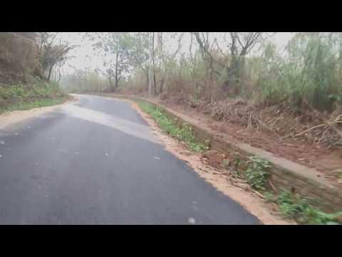 View point IIT guwahati, Best place for Cycling