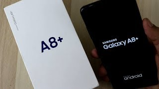 Samsung Galaxy A8+ Unboxing & Full Review !! HINDI