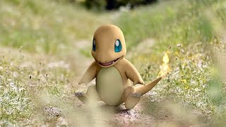 Charmander, Charmeleon & Charizard IN REAL LIFE - The World Of Pokémon (3D Animation)