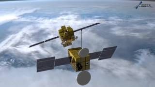 iBOSS - On Orbit Servicing Concept Video