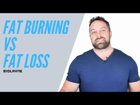 fat burn vs vârf