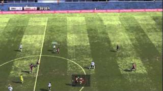 Pro Evolution Soccer 2011 - PS3 HD Gameplay