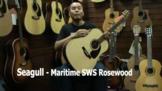 Seagull_Maritime SWS Rosewood_By Acousticthai.Net