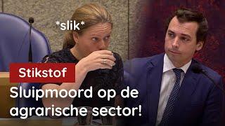 Sluipmoordenaar! Maar Waarom Mag Thierry Dit Niet Tegen Carola Schouten Zeggen?