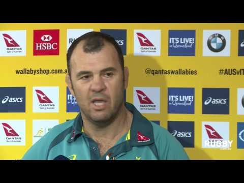 Cheika not thinking about off-field issues