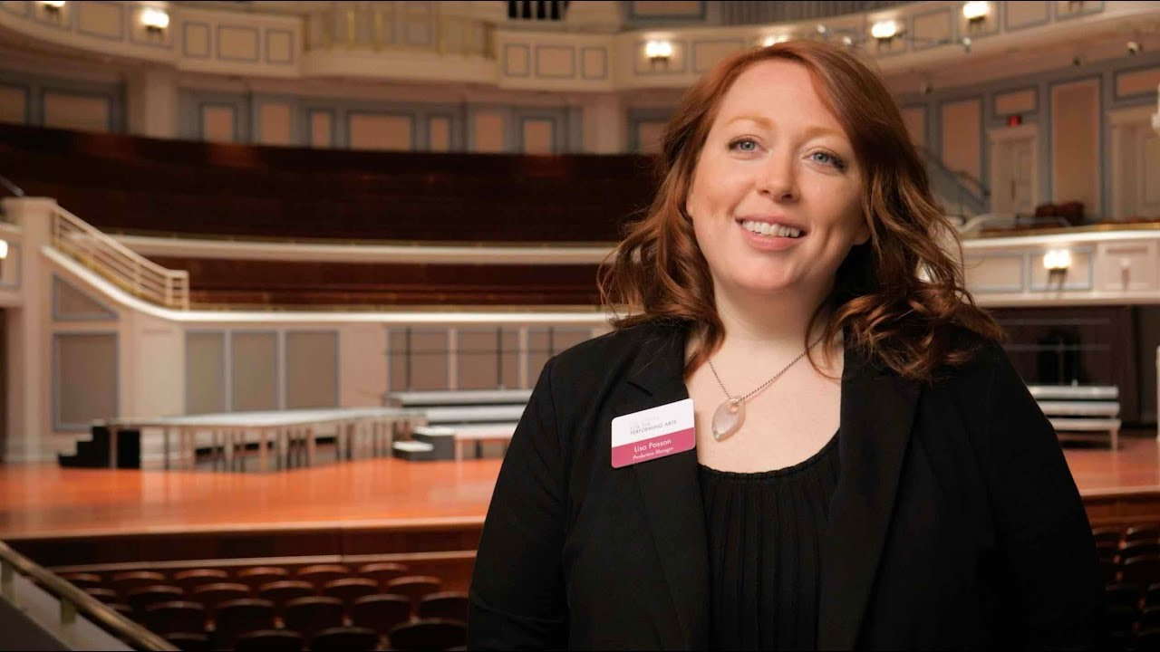 Faces of Tourism: Lisa Posson, Palladium in Carmel, Indiana