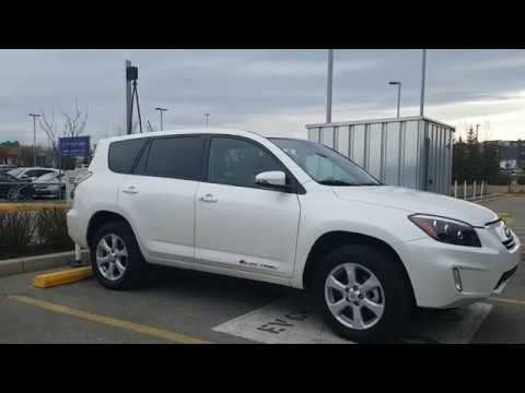Rav4 Electric The Car Toyota Refuses To Owner Interview