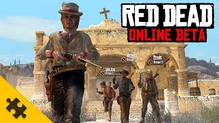 RED DEAD ONLINE 2 - УТЕЧКИ! Дата выхода, РПГ ЭЛЕМЕНТЫ, СКРИН и тюрьма!