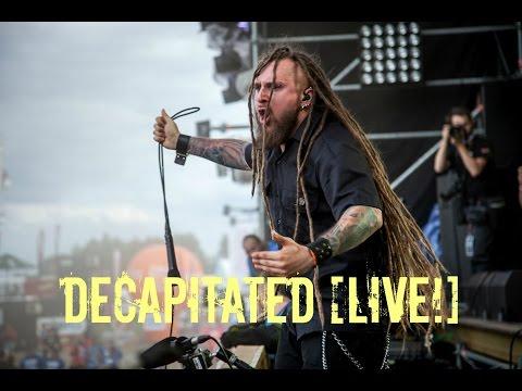 Decapitated - Nest [LIVE] - koncert 21. Przystanek Woodstock