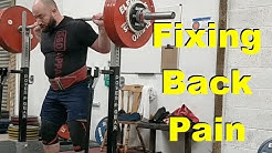 hqdefault - Squats Lower Back Pain One Side