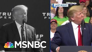 'Concerning': Inside Donald Trump's 2020 Reality Show 'Spin-Off' | The Beat With Ari Melber | MSNBC