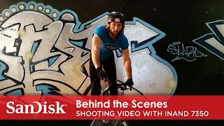 Behind the Scenes   Shooting Videos using Smartphones equipped with iNAND 7350