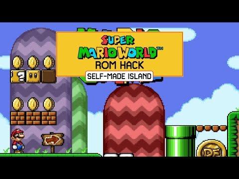 Mario Game | Hack Of Super Mario World (2018)