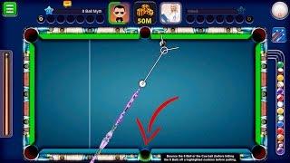 8 Ball Pool - My Top 10 Best Shots | Trick Shots/Positional Shots