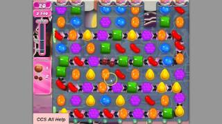 Candy Crush Saga level 715 3*