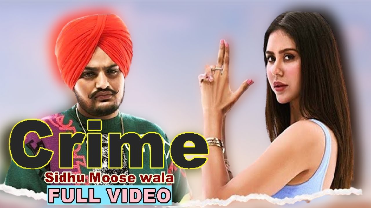 """""""CRIME"""" (Full Video) 