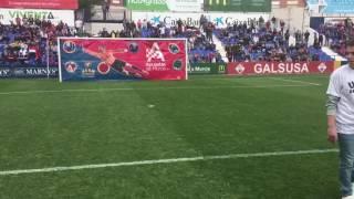 ElFrancotiradorAdM UCAM CF vs Mallorca