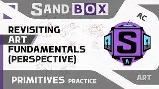 (Basic Primitives) Session 14 - Creative Sandbox [ENG] (Revisiting Art Fundamentals)