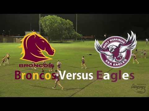 Round 12 - Broncos Versus Eagles - Inferno Super Series Women's