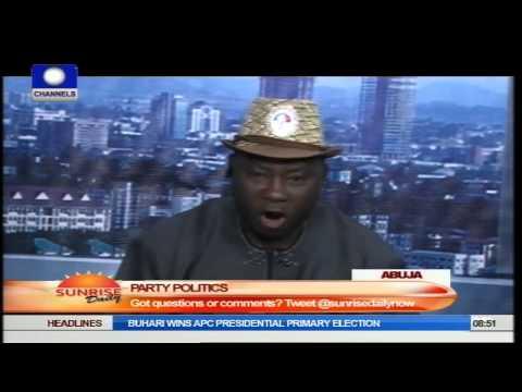 President Jonathan Will Congratulate Anyone Voted As President - Gani