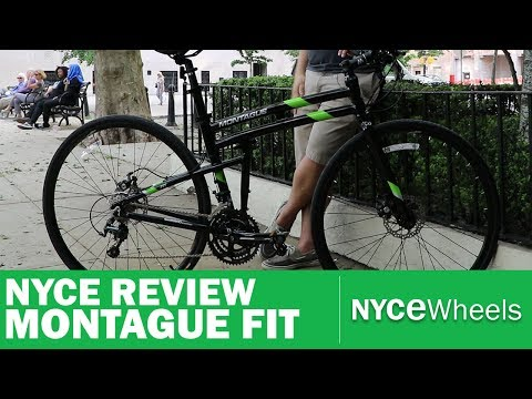 Montague Fit - Folding Road Bike Review