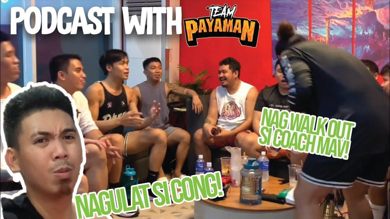 Download Laughtrip Podcast kasama ang Team Payaman! Napa sample tayo kay Cong!