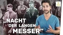 Röhm-Putsch I Nationalsozialismus I musstewissen Geschichte