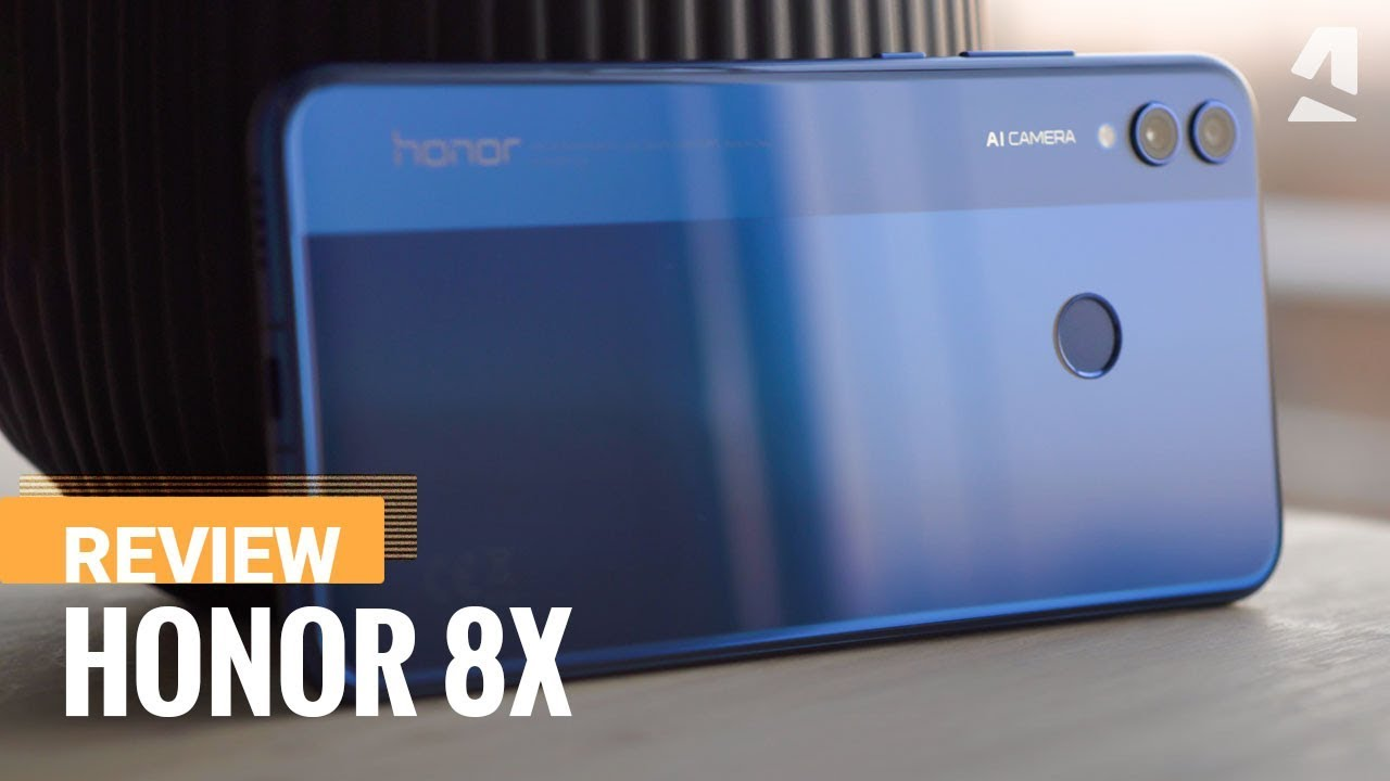 Honor 8X - Full phone specifications