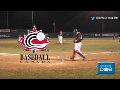 Baseball Canada Senior Nationals: Sydney Sooners vs. Chatham ironmen