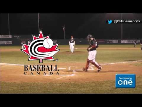 Baseball Canada Senior Nationals: Sydney Sooners vs. Chatham ironmen