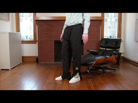 $300 Yeezy Track Pants Worth It?