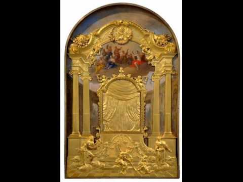 Handel: Six pieces for a musical organ clock
